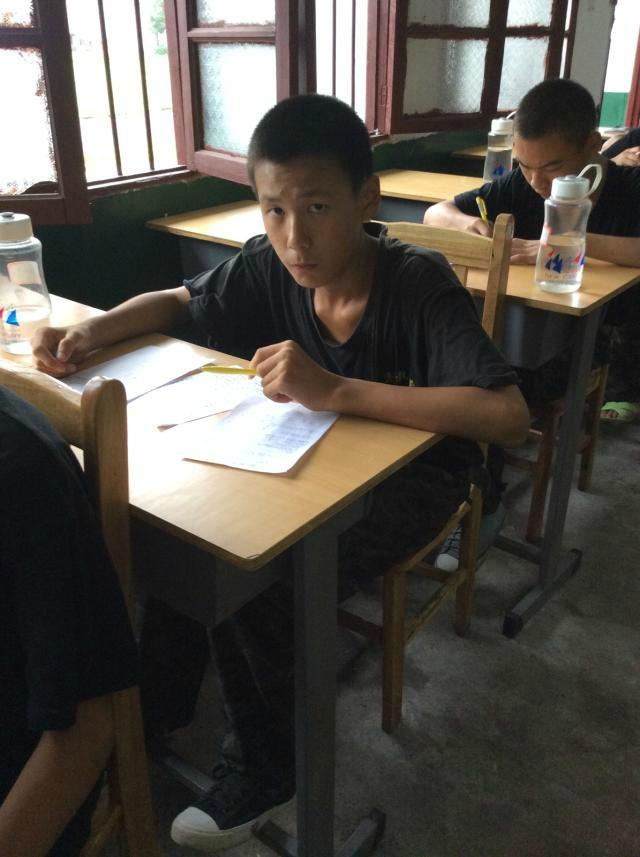 独立考试面对难题